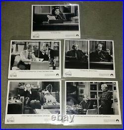 1996 Frasier Original Script Signed By 6 Cast Stars & Lot Of 19 Nbc Promo Photos