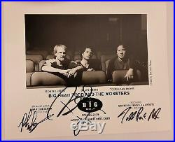 8x10 Promo Photo of Big Head Todd and the Monsters Signed/Autographed by BAND