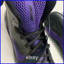 Autographed Signed Nike Hypermax David West New Orleans Hornets PE 17 Promo