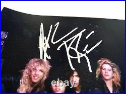 Axl Rose Guns & Roses Signed Autographed 8x10 Promo Photo BAS Certified #4