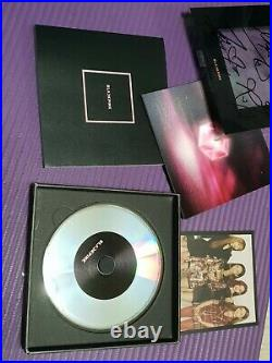 BLACKPINK BLACK PINK PROMO Autograph Signed Jenny photo card Limited ALBUM
