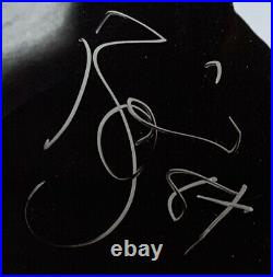 Epperson signed DAVID BOWIE autographed 1987 Never Let Me Down promo photo