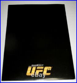 GEORGES ST. PIERRE GSP & BJ PENN signed UFC 94 PROMO with EXTRAS PROOF COA