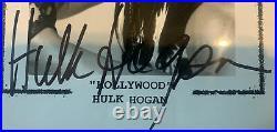 Hollywood Hulk Hogan Signed Autograph Original WCW nWo Promo 8x10 Photo Wwe Wwf