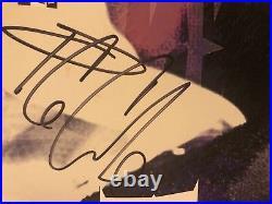 Ice Cube Signed Autographed 12x12 War & Peace Promo Photo NWA Friday JSA COA