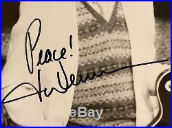 JOHN DENVER s/t 1980 RCA Records AUTOGRAPHED Promo PHOTO Signed VINTAGE