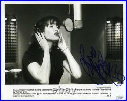 Jennifer Lopez Selena Promo Signed Autographed 8x10 Photo JSA COA