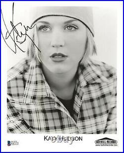 Katy Perry Hudson REAL hand SIGNED Early Promo Photo BAS COA Autographed