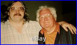 Ken Russell / Director / The Devils / Tommy / Vintage Signed Promo Photo
