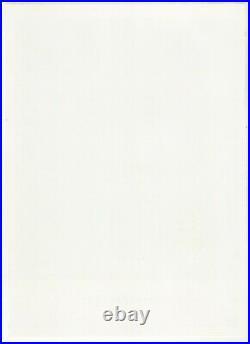 Kerry Von Erich SIGNED 7.5x11 OFFICIAL Promo WWF Photo! RARE Texas Tornado Sig