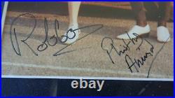 Motorhead Autograph /signed 1983 Promo Photo Display. A Rare Line Up