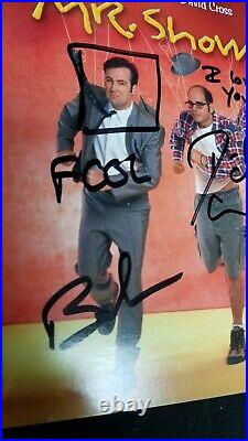 Mr. Show Signed Autographed Bob Odenkirk David Cross HBO Promo 5x7 Personalized