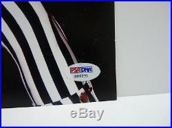 Nikki Sixx Motley Crue Signed Autographed 11x14 Promo Photo PSA Certified #2 F3
