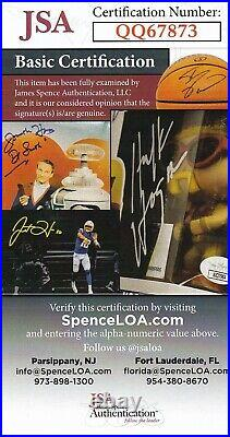 P! Nk singer popstar REAL hand SIGNED early Promo Photo JSA COA Autographed Pink