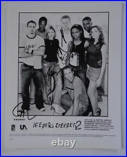RARE AUTOGRAPHED'Jeepers Creepers 2' Movie Promo Photo + PHOTO PROOF
