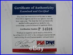 Sam Snead signed 8x10 Golf Wilson Promo photo PSA/DNA auto d 02