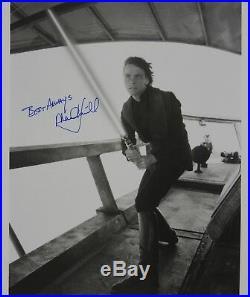 Star Wars Mark Hamill Luke Autograph Signed Promo Photo 8 x 10 JSA COA