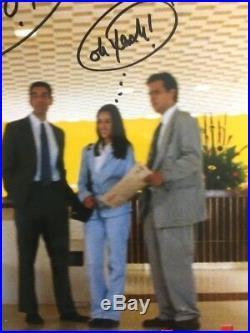 THE MATADOR Movie Hand Signed PIERCE BROSNAN Photo Inscribed Ltd. Ed. Promo