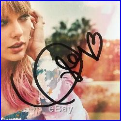 Taylor Swift ME! Signed Single Promo Lover Folklore reputation 1989 red speak no