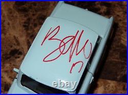 U2 RARE Bono Signed Promo Prop Trabant Car Achtung Baby + EXACT Photo Proof BAS
