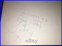 WCCW World Class Championship Wrestling Kerry Von Erich Signed Promo Photo WWF