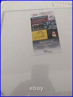 WWE Torrie Wilson Hand Signed Autographed 8X10 Promo Photo with JSA COA divas
