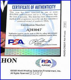 Wwe Linda Mcmahon P-634 Hand Signed Autographed 8x10 Promo Photo With Psa Coa