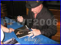 Wwe Undertaker Hand Signed Autographed Promo Photo With Exact Proof And Coa 2