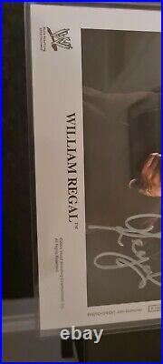 X5 Autographed Promo Photo 8x10s WWF/WWE Kurt, Batista, Regal, Kennedy, Mickie J
