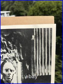 Zacherley Roland-Heavy Stock Promo Photo Shock Theatre-Autographed WCAU-58-ZAXA